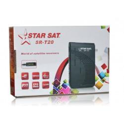 Récepteur StarSat SR-T20