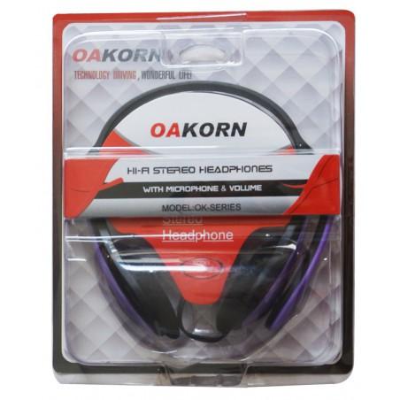 Casque Micro Oakorn OK-300