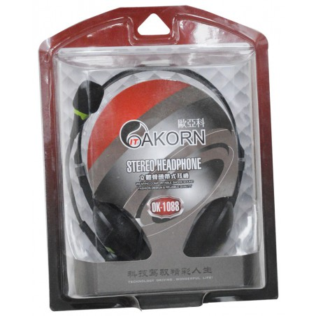 Casque Micro Oakorn OK-1088