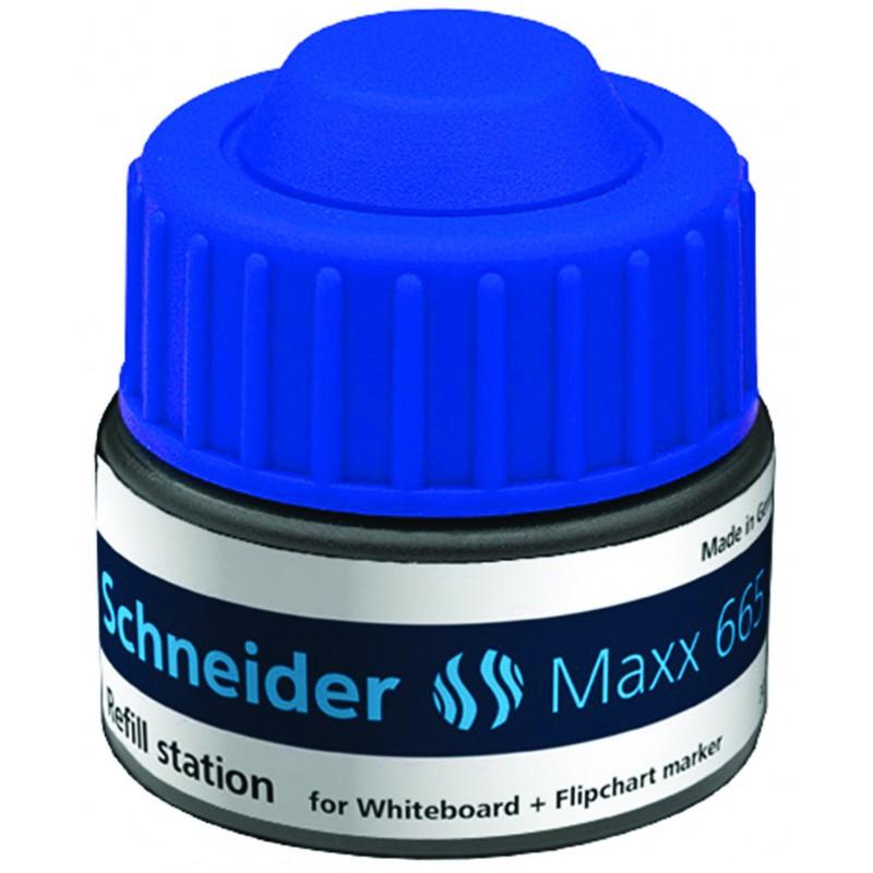 Station de recharge Schneider Maxx 665 / Bleu