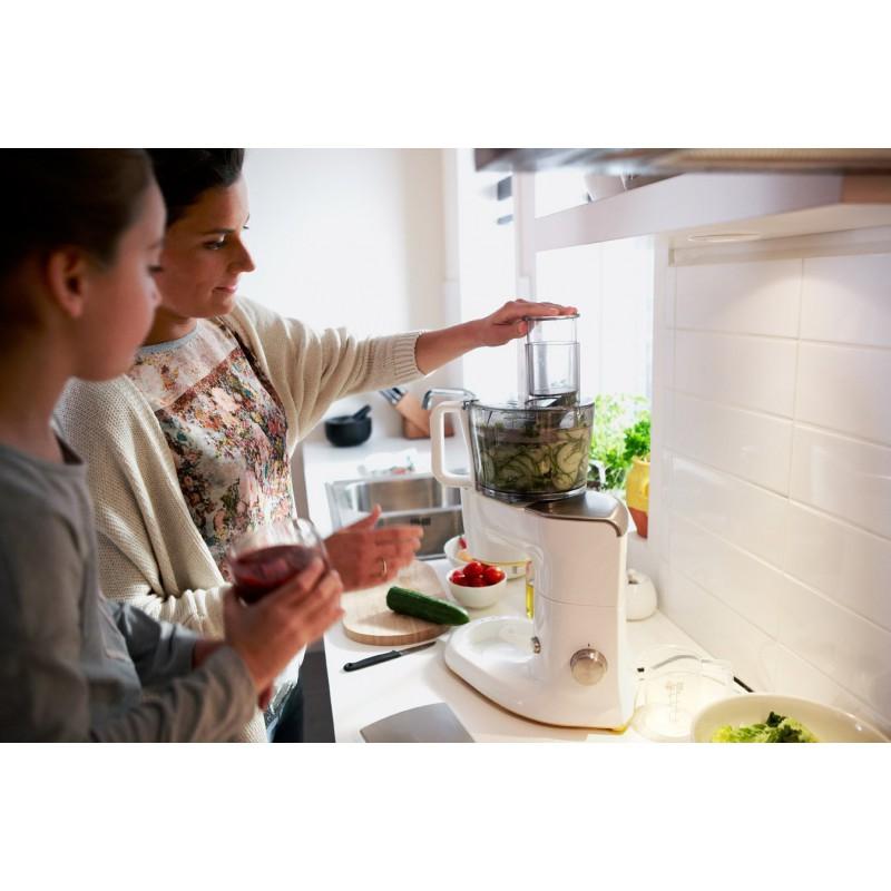 robot de cuisine multifonction philips hr7954 01. Black Bedroom Furniture Sets. Home Design Ideas