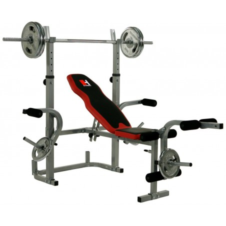 Banc de musculation Hammer Bermuda XT