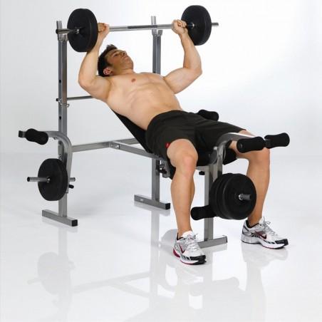 Banc de musculation Multifonction Hammer Bermuda