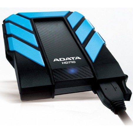 Disque Dur Externe Adata HD710 / 640Go / USB 3.0 Antichoc