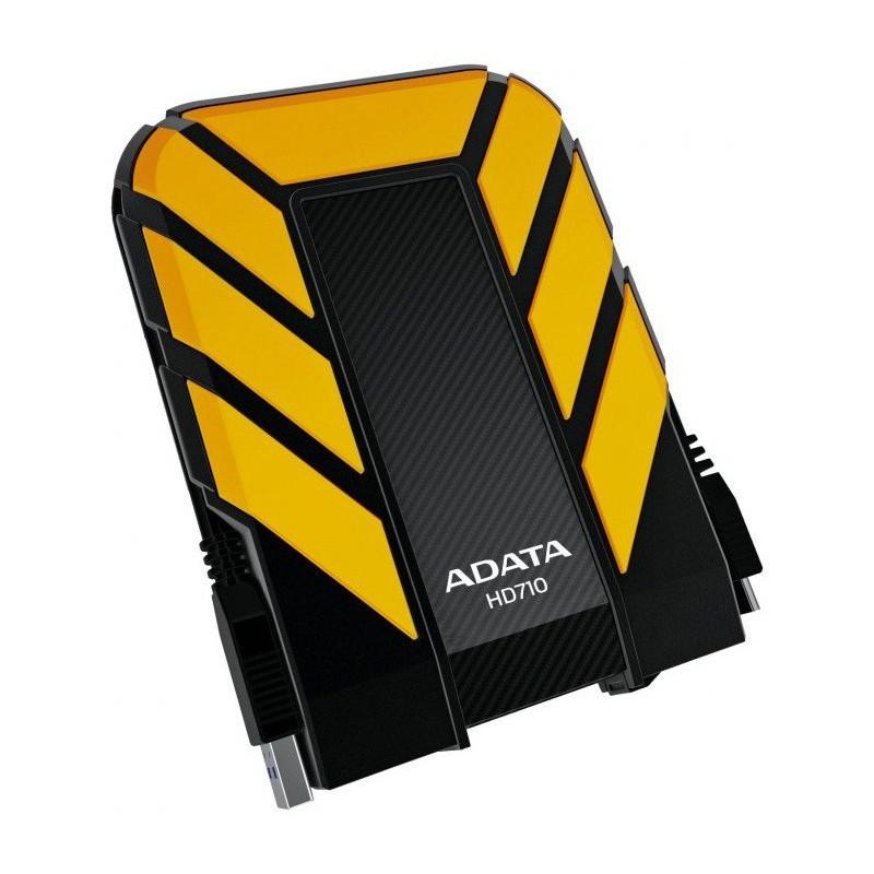 Disque Dur Externe Adata HD710 / 1 To / USB 3.0 Antichoc / Jaune