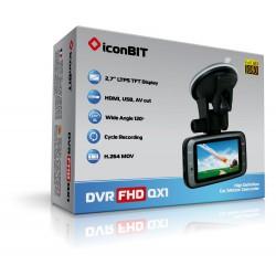 DVR Automobiles professionnel iconBIT DVR FHD QX1