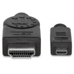 Câble HDMI haut débit avec Ethernet