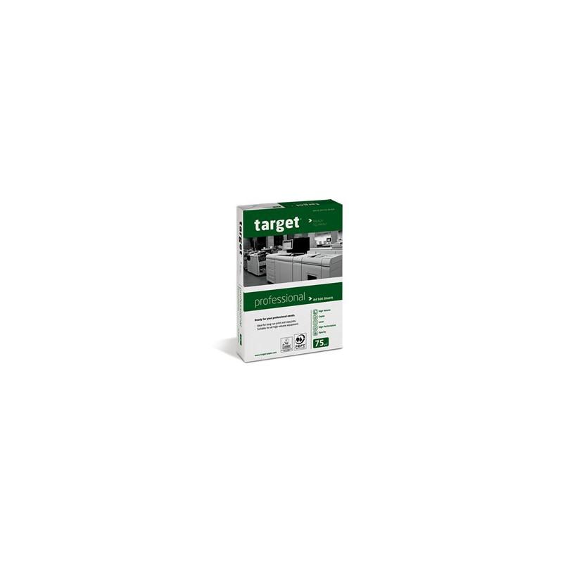 Rame papier Target A4 75g/m² Extra Blanc