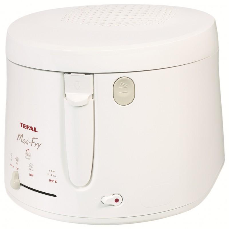 Friteuse maxi fry tefal ff100032 for Appareil cuisson tefal
