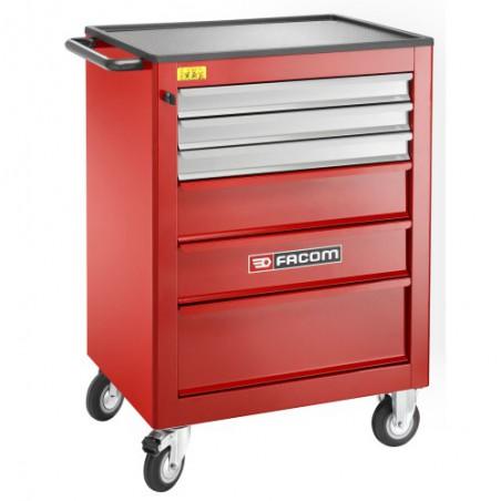 Servante 6 tiroirs Facom ROLL.6XLPB