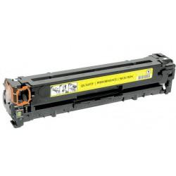 Toner HP Laser CE312A Jaune