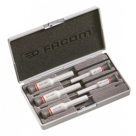 Coffret de 5 Tournevis Micro-Tech Facom AEF.J5