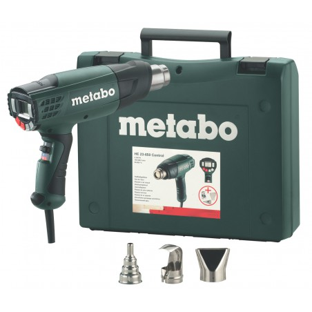 Pistolet à air chaud Metabo HE 23-650 / 2300 W