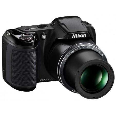 Appareil Photo Nikon Coolpix L340 / Noir