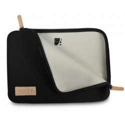 Etui de protection Port Designs TORINO 10/12.5'' / Noir