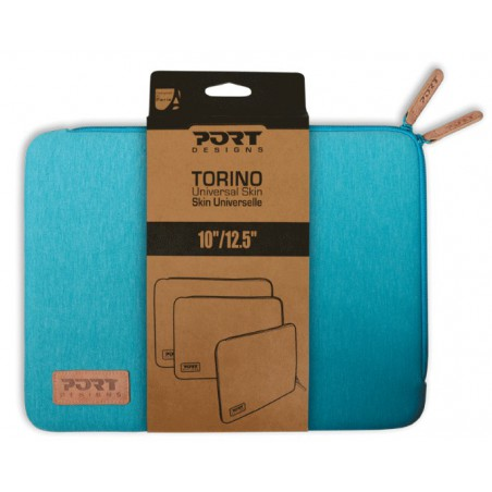 Etui de protection Port Designs TORINO 10/12.5'' / Turquoise