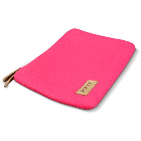 Etui de protection Port Designs TORINO 10/12.5'' / Rose