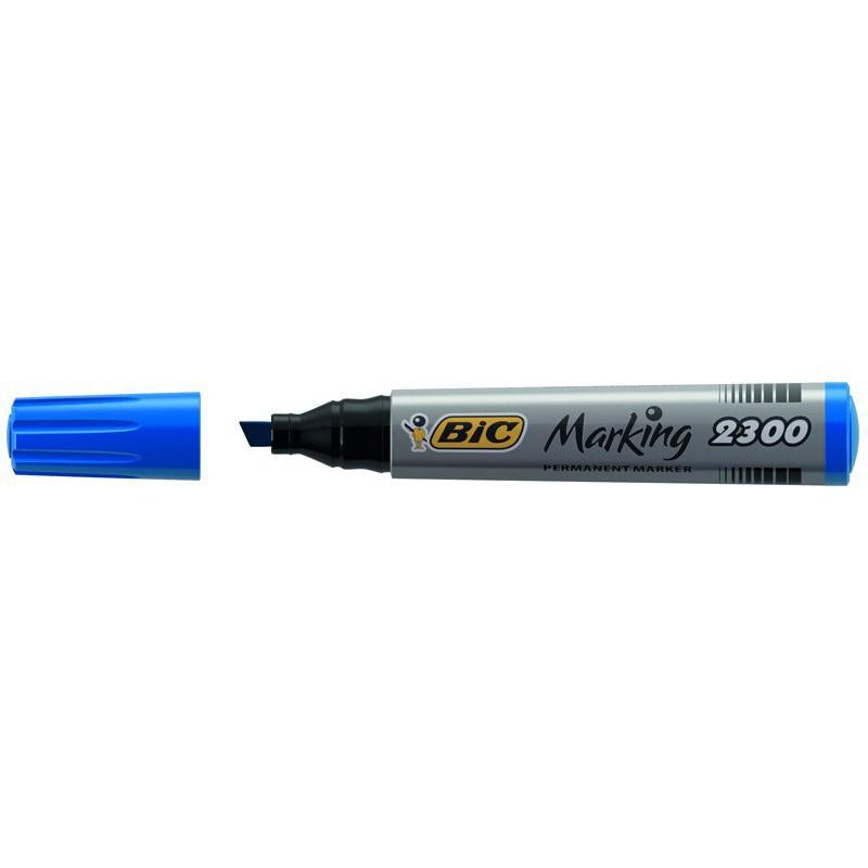 Marqueur permanent BIC 2300 / Bleu