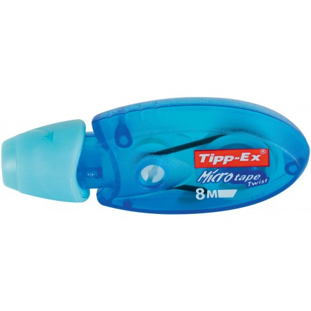 Roller de correction Micro Tape Twist 8M / Bleu