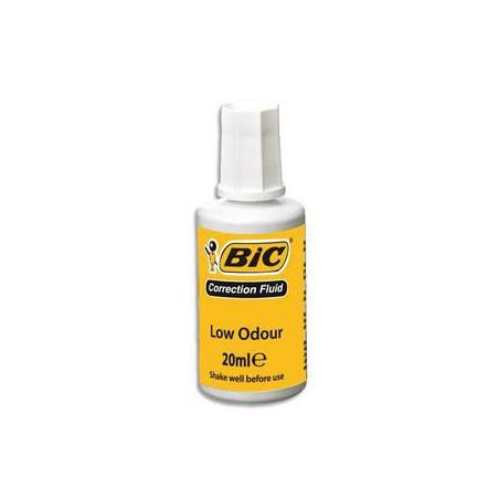 Correcteur Fluide BIC 20 ml