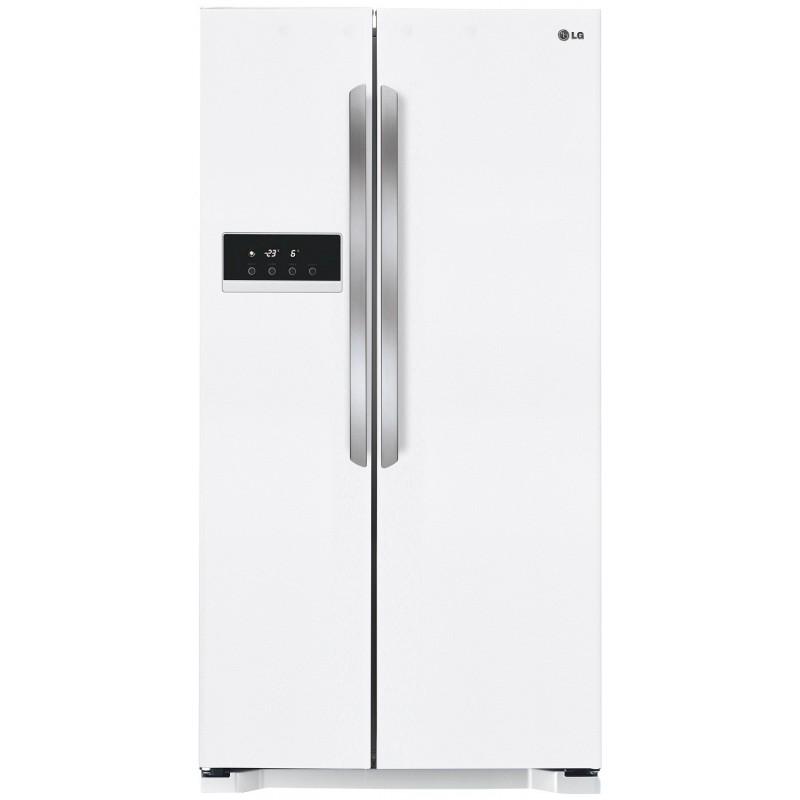 Réfrigérateur avec Congélateur Side by Side No Frost LG 528L / Blanc