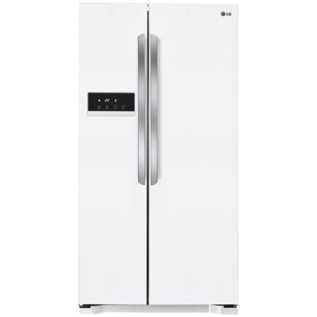 Réfrigérateur avec Congélateur Side by Side No Frost LG 581L / Blanc