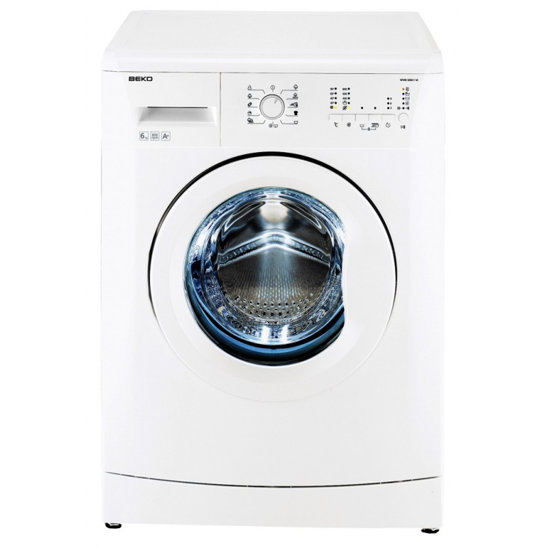 machine laver automatique beko 6 kg blanc. Black Bedroom Furniture Sets. Home Design Ideas