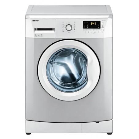 Machine à laver Automatique BEKO 8 Kg / Silver