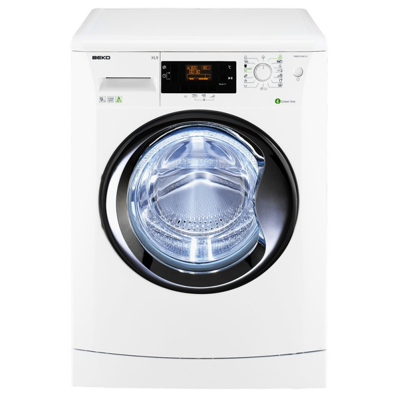 machine laver automatique beko 9 kg blanc. Black Bedroom Furniture Sets. Home Design Ideas