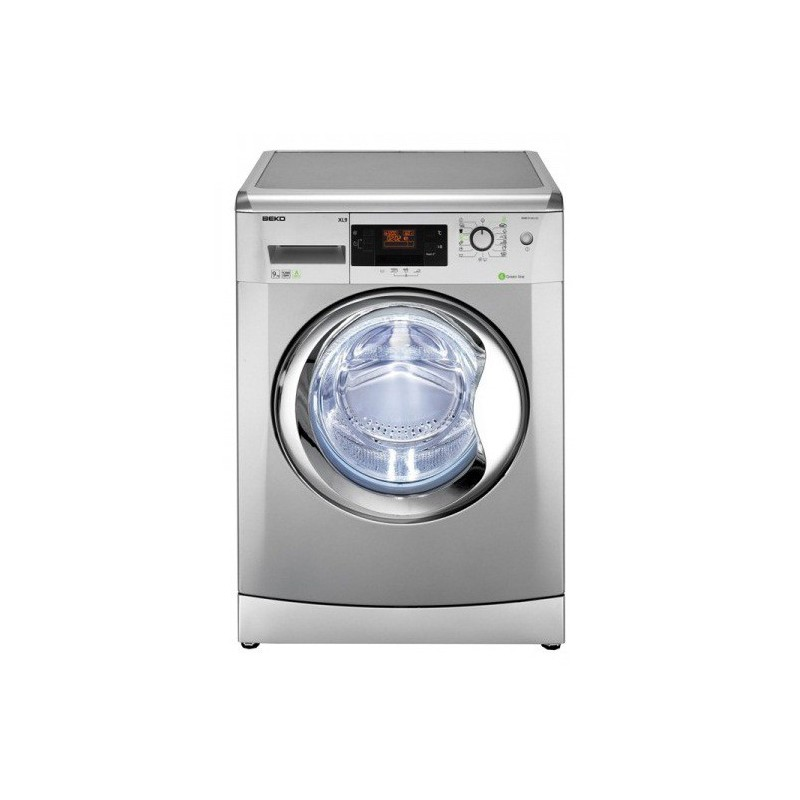 machine laver automatique beko 9 kg silver. Black Bedroom Furniture Sets. Home Design Ideas