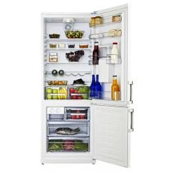 Réfrigérateur BEKO Semi No Frost 455L / Blanc