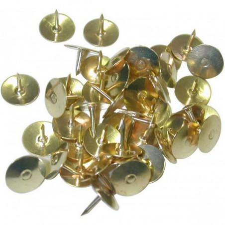 50 Punaises dorées