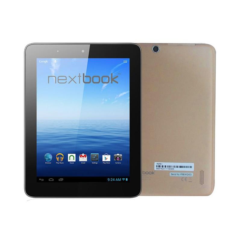 "Tablette Nextbook 8"" / 8 Go / Gold"