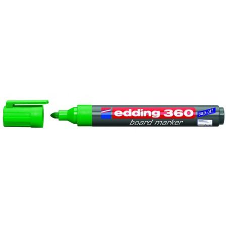 Marqueur pour tableau blanc Edding 360 / Vert