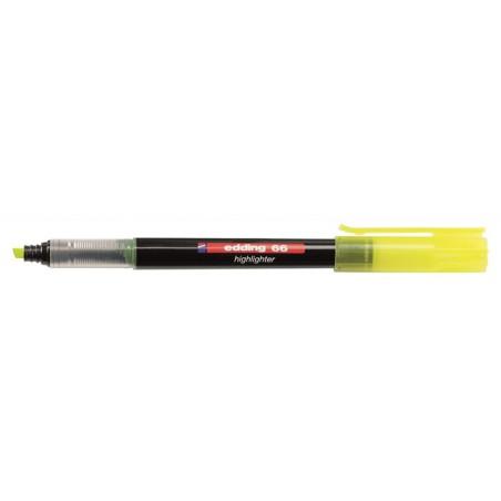 Surligneur Fluo Edding e-66 / Jaune