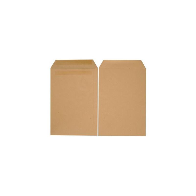 10x Enveloppes Kraft 176 x 250 mm