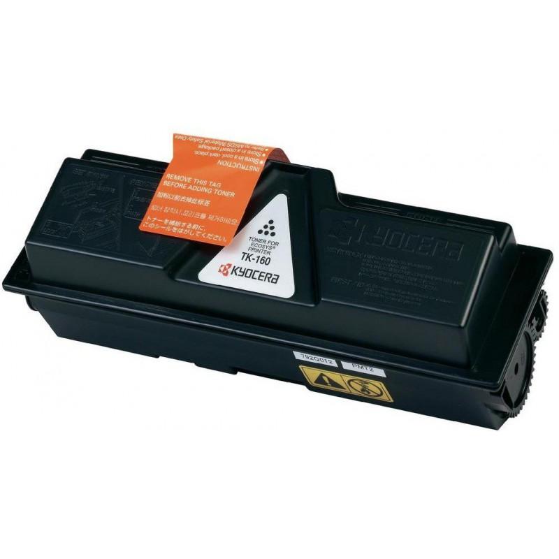 Toner Kyocera TK-160 Noir / 3000 pages