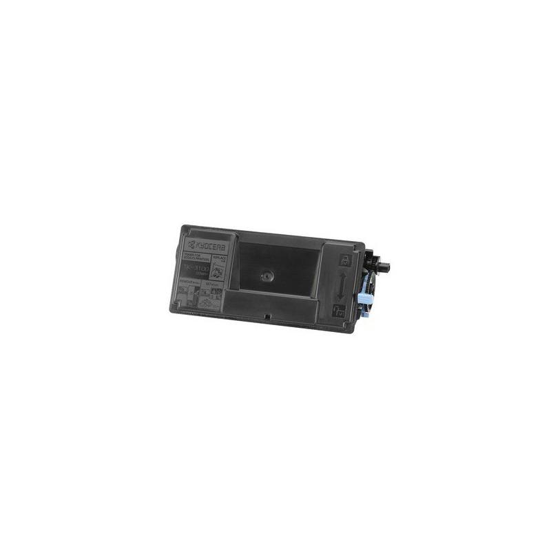 Toner Kyocera TK-3100 Noir / 12 500 pages