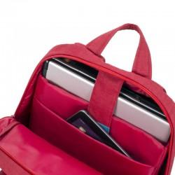 """Sac à dos pour PC Portable 15.6"""" Rivacase 7560 / Rouge"""