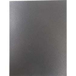 100x Papiers transparant pour reliures A4 / Noir