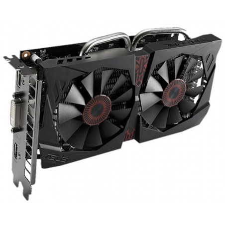 Carte graphique ASUS STRIX GTX960-DC2OC-2GD5 / 2 Go