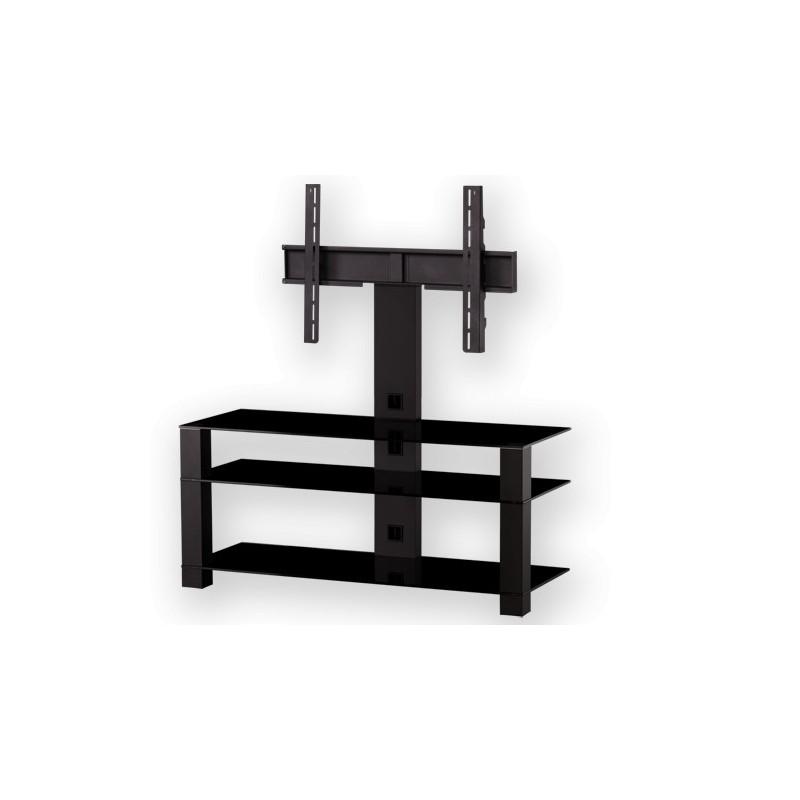 Table pour Téléviseur avec Support PL2430B Noir / Garantie 5 ans