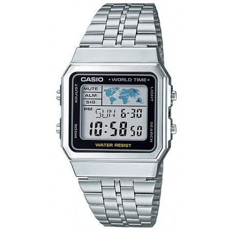 Montre Homme Casio A500WA-1DF