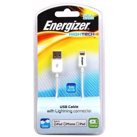 Câble USB Lightning Charge / Data / Noir