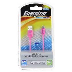 Câble USB Lightning Charge / Data / Blanc