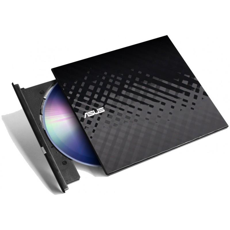 Graveur DVD Slim externe USB Asus 90-DQ0435-UA221KZ