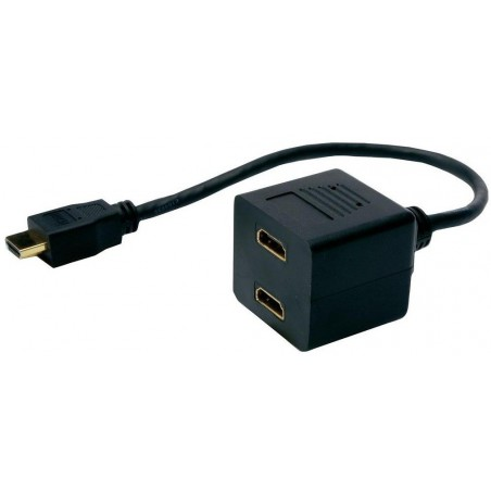 Adaptateur DVI Male Vers VGA Femelle et DVI Femelle