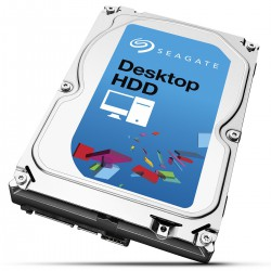 "Disque Dur Interne 3.5"" Seagate Desktop 4 To"