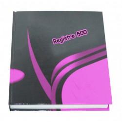 Registre 500 pages Vilaluxe