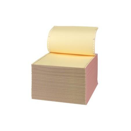 Papier Listing 5ex 11x24 cm / 250 Feuilles